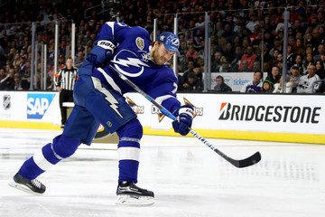 Victor Hedman 2017 Coors Light NHL All-Star Skills Competition