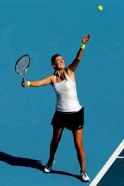 Victoria Azarenka - 2012 China Open - Day 7