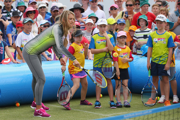 Victoria+Azarenka+Brisbane+International