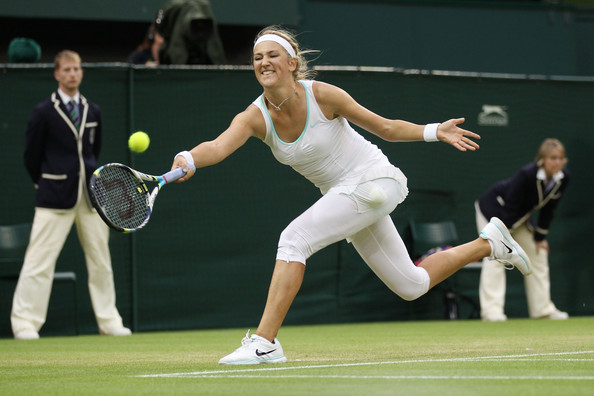 The Championships - Wimbledon 2012: Day Seven []