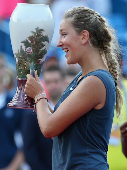 Victoria Azarenka - Western & Southern Open - Day Eight