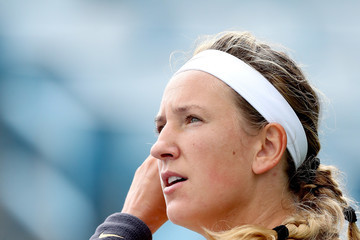 Victoria Azarenka Western And Southern Open - Day 4