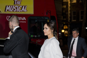 Victoria Beckham The Duchess Of Cambridge Attends The Portrait Gala 2019