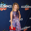 Victoria Clark 'Allegiance' Broadway Opening Night - Arrivals & Curtain Call