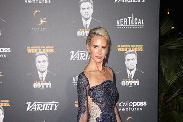 Victoria Hervey Party In Honour Of John Travolta's Receipt Of The Inaugural Variety Cinema Icon Award - The 71st Annual Cannes Film Festival