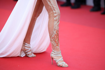 """Victoria Hervey Lady. """"Tre Piani (Three Floors)"""" Red Carpet - The 74th Annual Cannes Film Festival"""