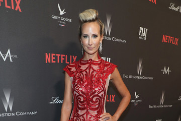 Victoria Hervey The Weinstein Company and Netflix Golden Globes Party Presented With FIJI Water