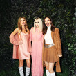 Victoria Justice alice + olivia by Stacey Bendet Fall 2020 Presentation