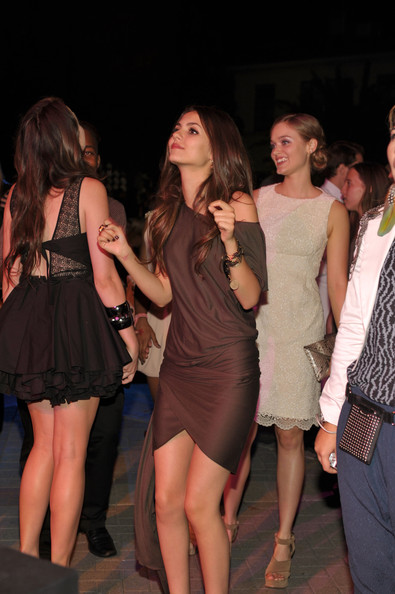 Victoria Justice Actress Victoria Justice inside at The 8th Annual Teen Vogue Young Hollywood Party at Paramount Studios on October 1, 2010 in Los Angeles, California.