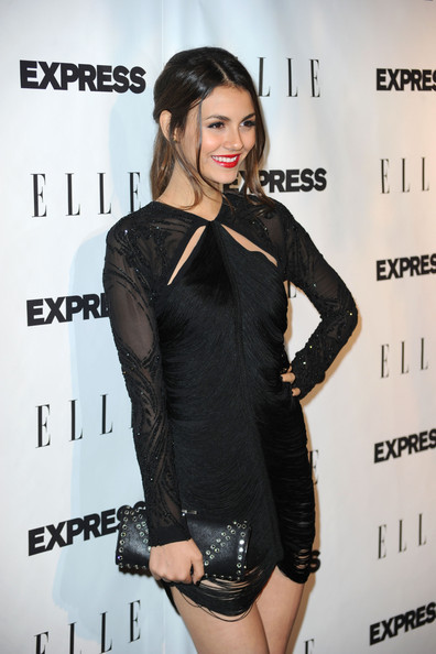 Victoria Justice - ELLE And Express