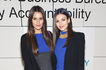 Victoria Justice Madison Justice 'An Evening With Jerry Seinfeld and Amy Schumer' - After Party