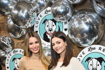 Victoria Justice Madison Reed Love Leo Rescue's 2nd Annual Cocktails For A Cause