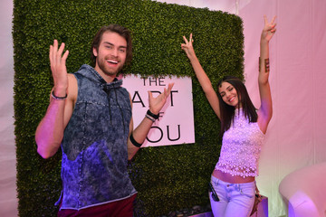 Victoria Justice Pierson Fode PANDORA Jewelry Experience Inspires Festival Fashion Insiders With Runway Shows, Exclusive Brand Activations - Day 1