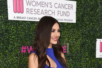 Victoria Justice WCRF's 'An Unforgettable Evening' Presented By Saks Fifth Avenue - Arrivals
