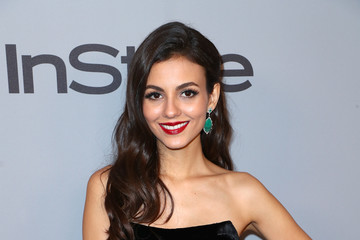Victoria Justice The 2018 InStyle and Warner Bros. 75th Annual Golden Globe Awards Post-Party - Red Carpet