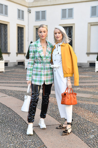 Tod's - Arrivals and Front Row: Milan Fashion Week Autumn/Winter 2019/20