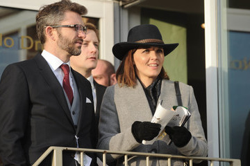 Victoria Pendleton The Duchess of Cornwall Attends the 60th Hennessy Gold Cup