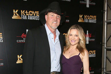 Victoria Pratt Trace Adkins 6th Annual KLOVE Fan Awards At The Grand Ole Opry House - Arrivals
