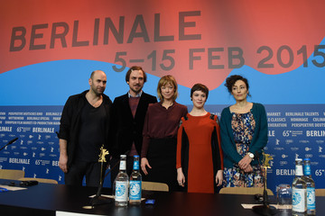 Victoria Schulz 'Dora or The Sexual Neuroses of Our Parents' Press Conference - 65th Berlinale International Film Festival