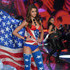 Taylor Hill Photos - Model and new Victoria's Secret Angel Taylor Hill from Illinois walks the runway during the 2015 Victoria's Secret Fashion Show at Lexington Avenue Armory on November 10, 2015 in New York City. - Victoria's Secret Fashion Show 2015
