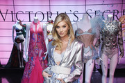 Elsa Hosk attends as VS Angels celebrate the Victoria?s Secret Fashion Show airing December 2 (10/9c) on the ABC Television Network at the new VIP Runway Experience located in the NYC Fifth Avenue flagship store on November 29, 2018 in New York City.
