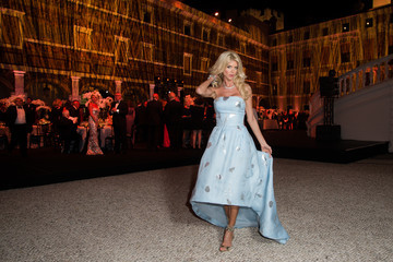 Victoria Silvstedt 2015 Princess Grace Awards Gala With Presenting Sponsor Christian Dior Couture
