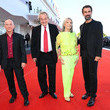 """Victoria Zinny """"Freaks Out"""" Red Carpet - The 78th Venice International Film Festival"""