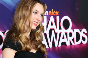 Victory Van Tuyl TeenNick HALO Awards - Arrivals