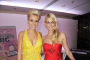 Verena Kerth and Natascha Gruen attend the Video Entertainment Night at The Westin Grand on November 16, 2011 in Munich, Germany.