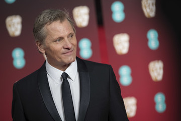 Viggo Mortensen EE British Academy Film Awards - Red Carpet Arrivals