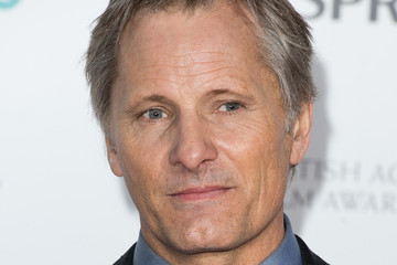 Viggo Mortensen British Academy Film Awards Nominees Party