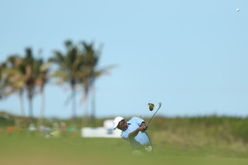 Vijay Singh 2017 Fiji International - Day 2