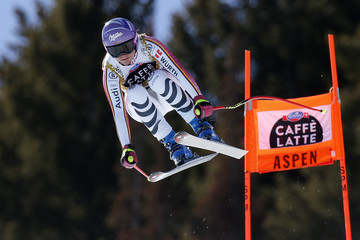 Viktoria Rebensburg Audi FIS Alpine Ski World Cup - Men's and Women's Downhill