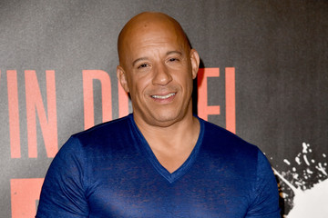 "Vin Diesel Photocall Of Sony Pictures' ""Bloodshot"""