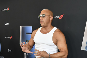 Vin Diesel Universal Pictures Presents The Road To F9 Concert And Trailer Drop - Red Carpet