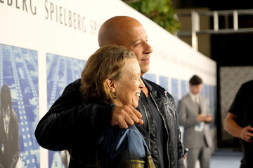 Vin Diesel Premiere of HBO's 'Spielberg' - Red Carpet