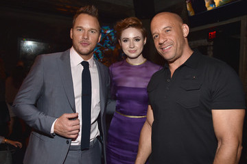 Vin Diesel 'Guardians of the Galaxy' Afterparty in Hollywood