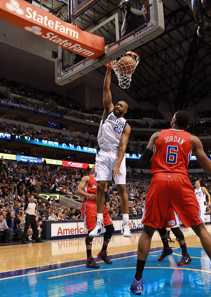 Vince Carter Pictures - Los Angeles Clippers v Dallas ...