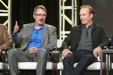 Vince Gilligan AMC Presents 'HUMANS' Season 2, Better Call Saul Season 3