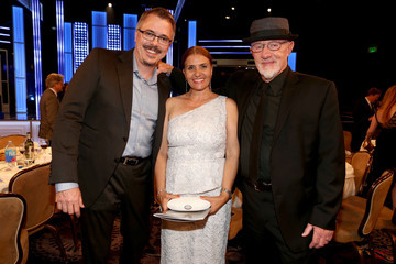 Vince Gilligan 5th Annual Critics' Choice Television Awards - Backstage And Audience