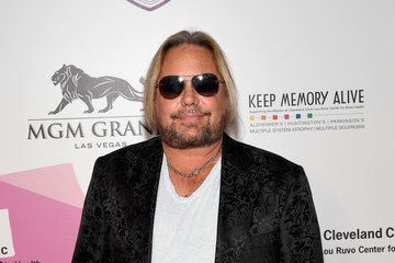 Vince Neil Keep Memory Alive's 21st Annual 'Power Of Love Gala' - Red Carpet