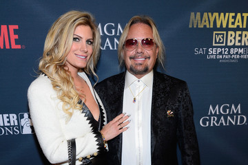 Vince Neil Showtime's Floyd 'Money' Mayweather V. Andre Berto Fight