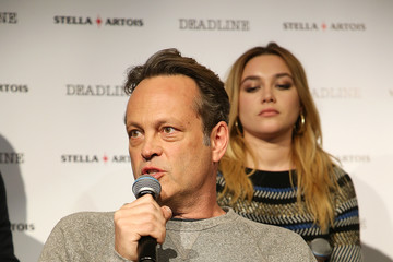Vince Vaughn Stella Artois And Deadline Sundance Series At Stella's Film Lounge: A Live Q&A With The Filmmakers And Cast Of 'Fighting With My Family'