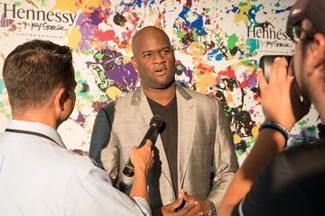 Vince Young Hennessy V.S Limited Edition Bottle Launch