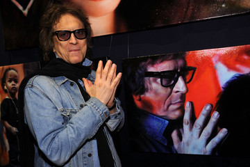 """Mick Rock Vincent Fantauzzo's """"30 Portraits 30 Days, NYC"""" Exhibition Opening"""