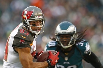 Vincent Jackson Tampa Bay Buccaneers v Philadelphia Eagles