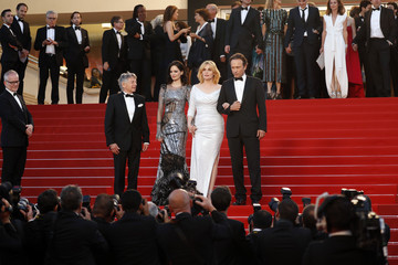 Vincent Perez 'Based on a True Story' Red Carpet Arrivals - The 70th Annual Cannes Film Festival