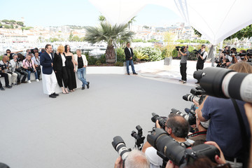 Vincent Perez 'Based on a True Story' Photocall - The 70th Annual Cannes Film Festival