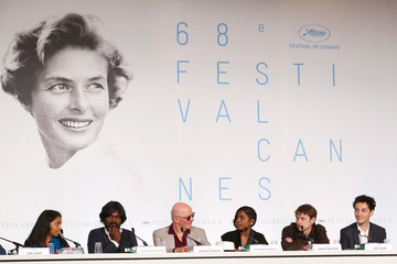 Vincent Rottiers 'Dheepan' - Press Conference - The 68th Annual Cannes Film Festival
