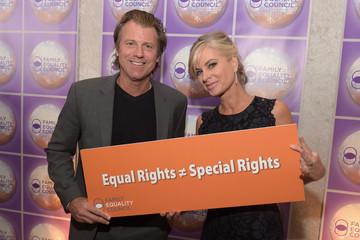 Vincent Van Patten Family Equality Council's 2015 Los Angeles Awards Dinner - Red Carpet